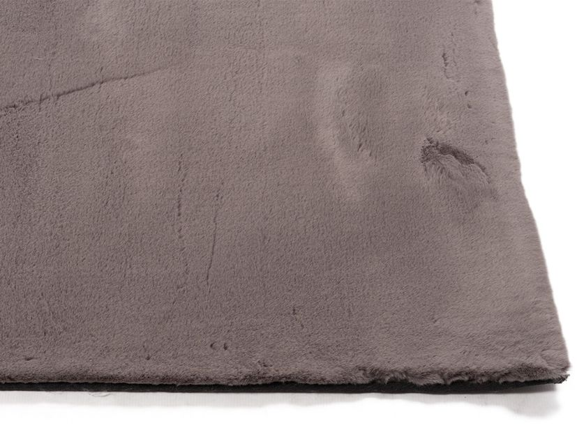 Vloerkleed Plush grijs