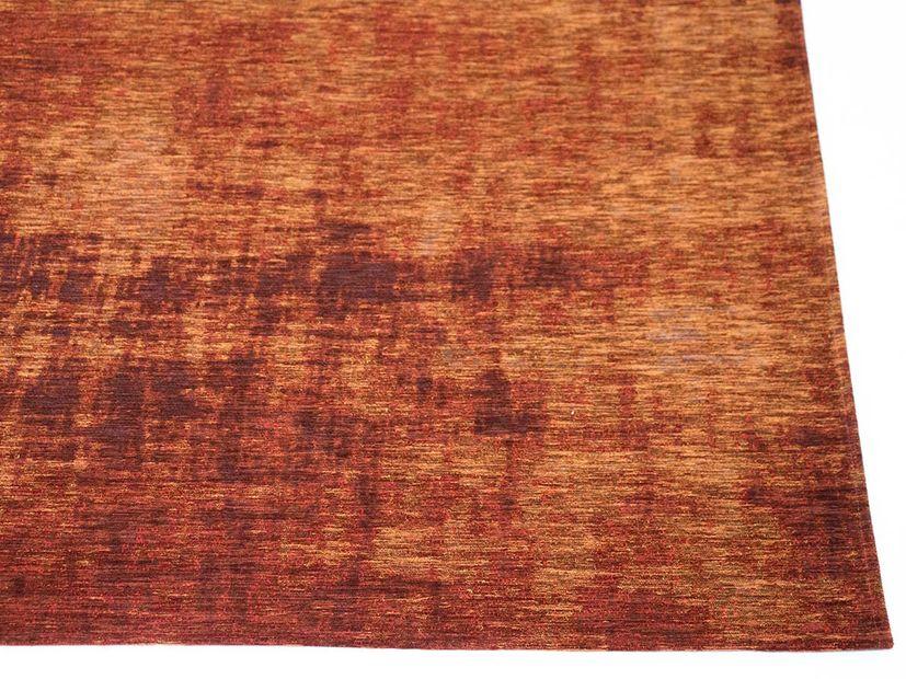 Vloerkleed Rubi orange/koper
