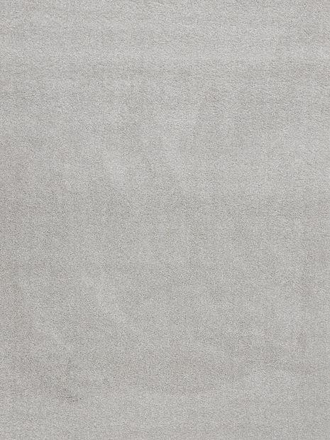 Vloerkleed Softness Uni zilver
