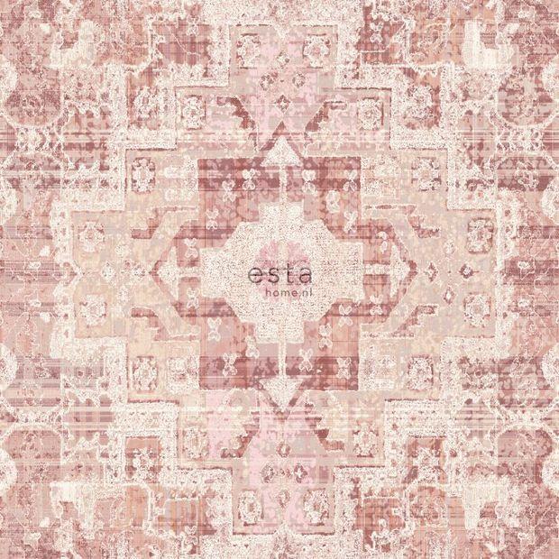 Eco texture vliesbehang Esta Home 148656