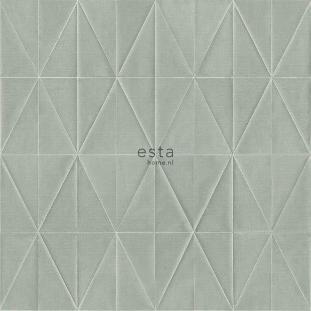 Eco texture vliesbehang Esta Home 148708
