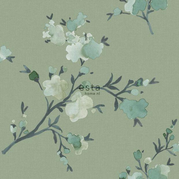 Eco texture vliesbehang Esta Home 148718