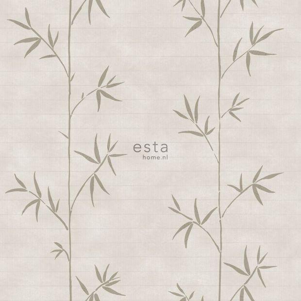 Eco texture vliesbehang Esta Home 148726
