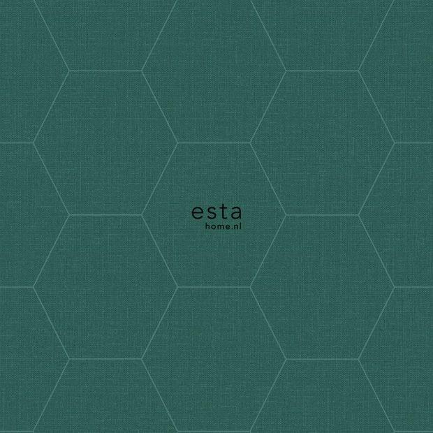 Eco texture vliesbehang Esta Home 148752