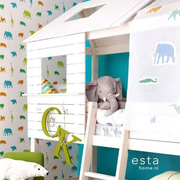 Vliesbehang Esta Home 137009