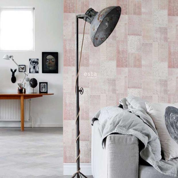Eco texture vliesbehang Esta Home 148651