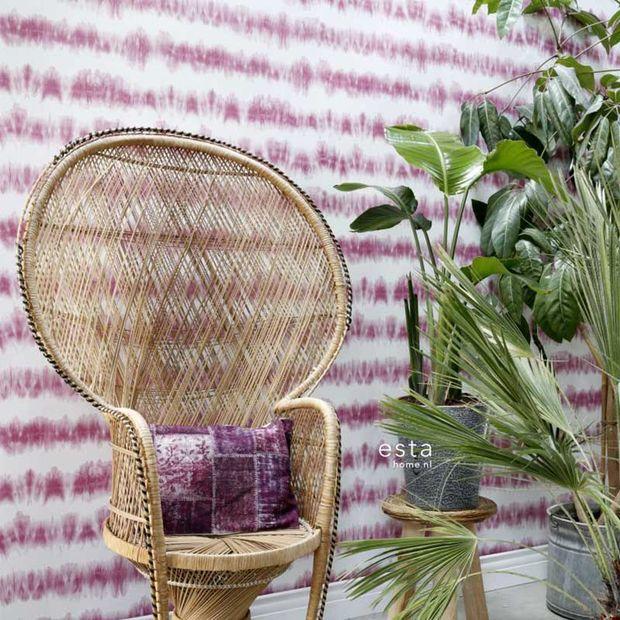 Eco texture vliesbehang Esta Home 148688