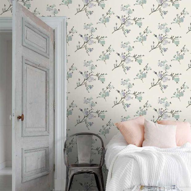 Eco texture vliesbehang Esta Home 148715