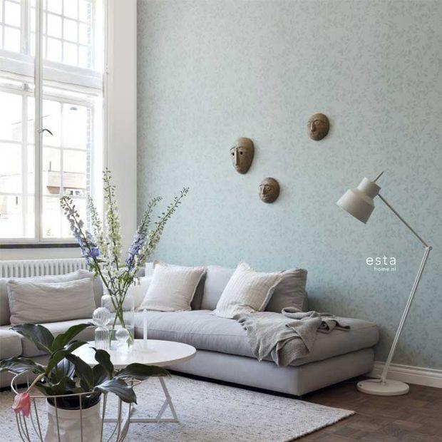 Eco texture vliesbehang Esta Home 148729