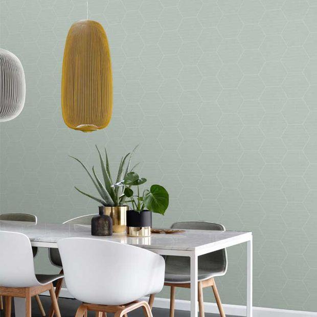 Eco texture vliesbehang Esta Home 148750