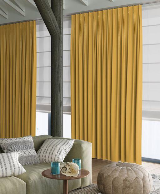Gordijn Palette geel