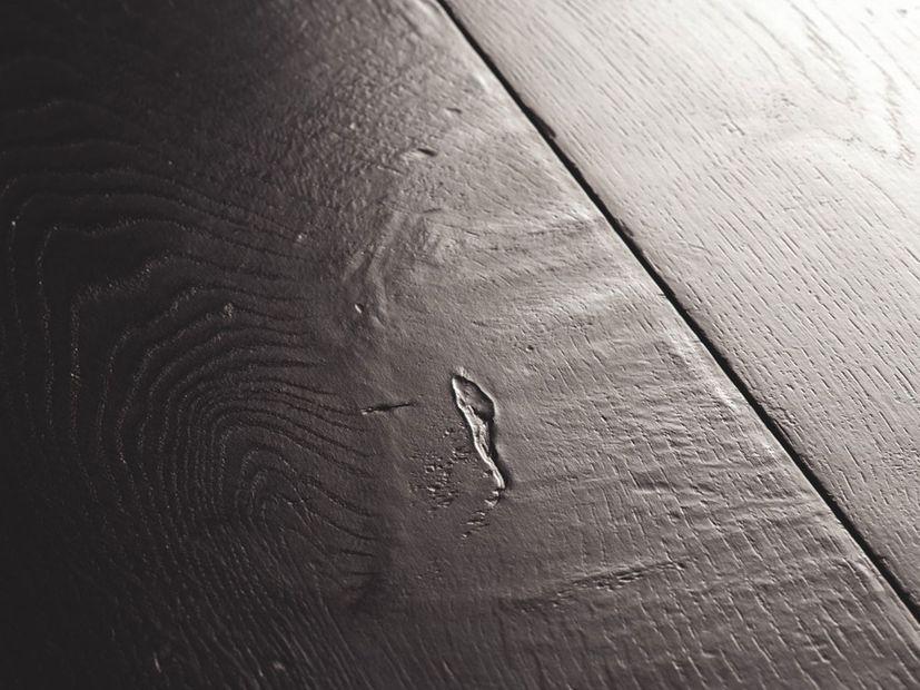 Laminaat Signature eik geverfd zwart