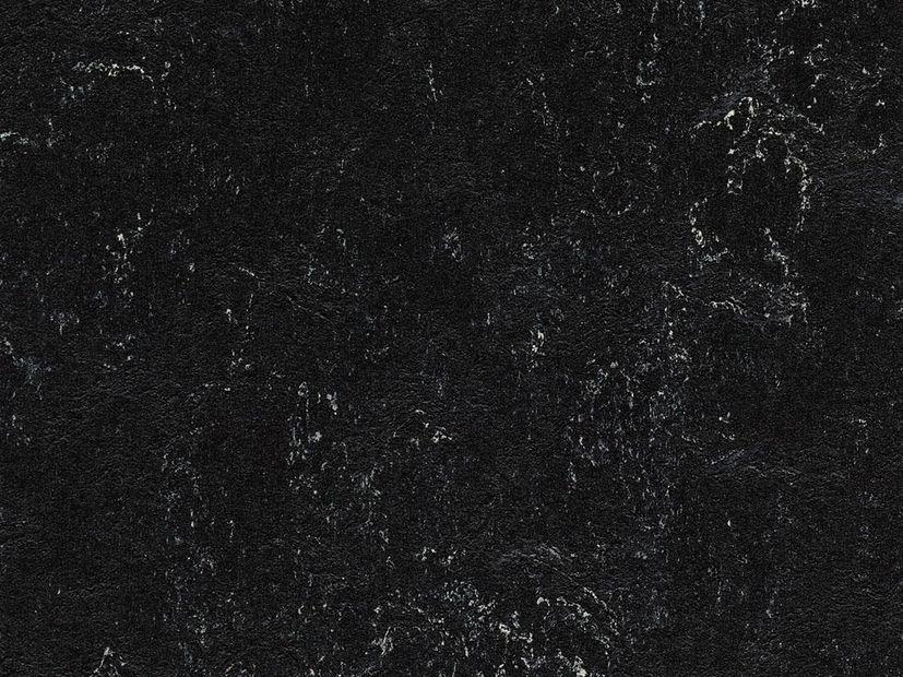 Marmoleum Marbled fresco black