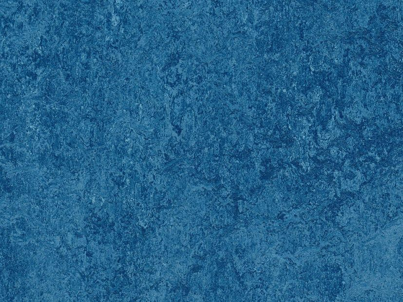 Marmoleum Marbled blue