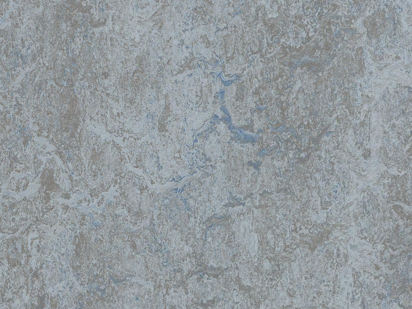 Marmoleum Marbled dove blue