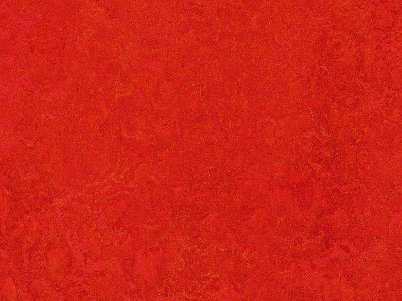 Marmoleum Marbled scarlet