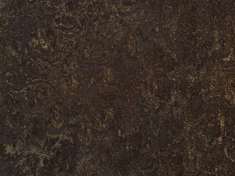 Marmoleum Marbled dark bistre