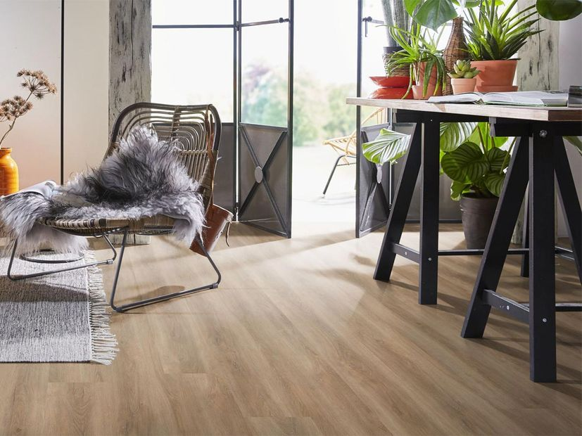 PVC vloer Forest Click natural oak