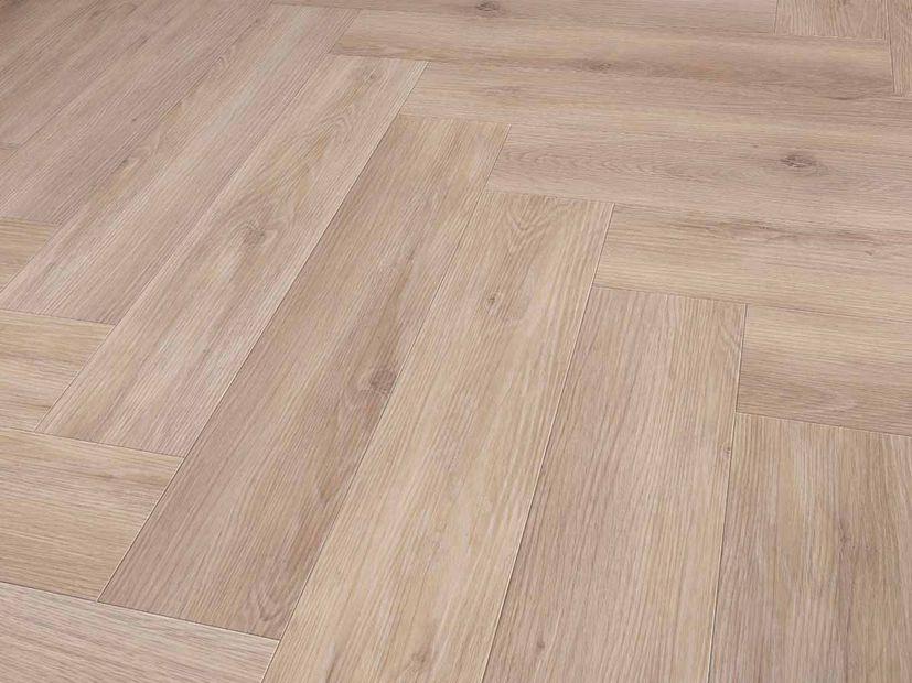 PVC vloer Mansion click (visgraat)