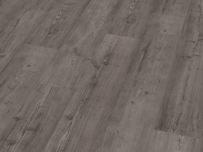 PVC vloer Ede click grey pine