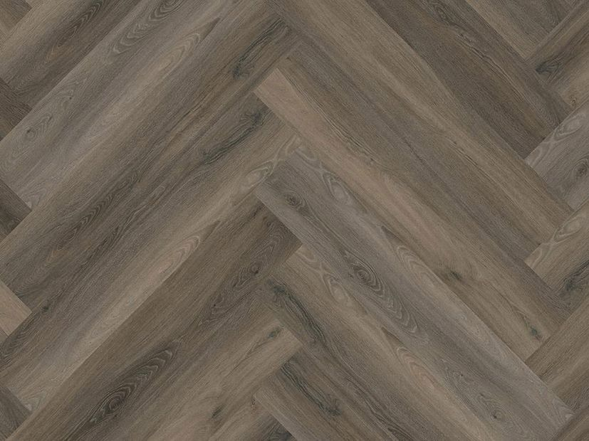 PVC vloer Sargo Click dark grey