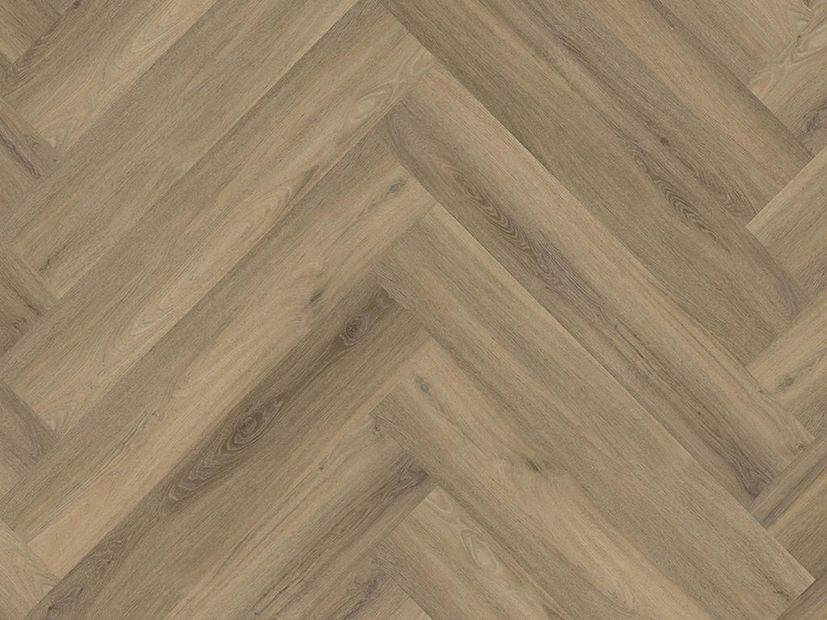 PVC vloer Sargo click light brown