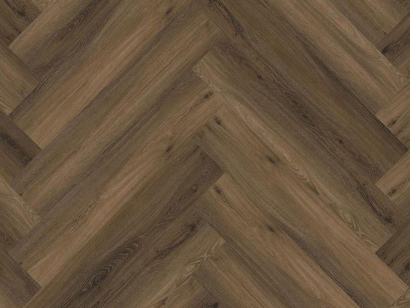 PVC vloer Sargo click warm brown