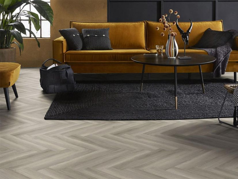 PVC vloer Sargo grey
