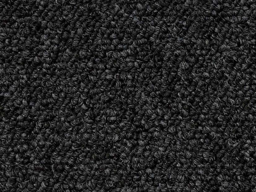 Tapijt St. Lawrence zwartblauw