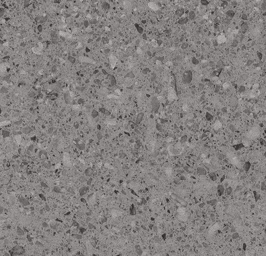 Vinyl Novilon Bella grey terrazzo