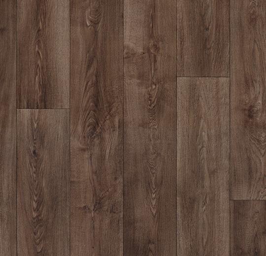 Vinyl Novilon Viva Hout brown oak