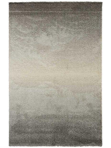 Vloerkleed Softness silver/grey