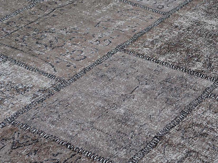 Vloerkleed Tabriz grijs