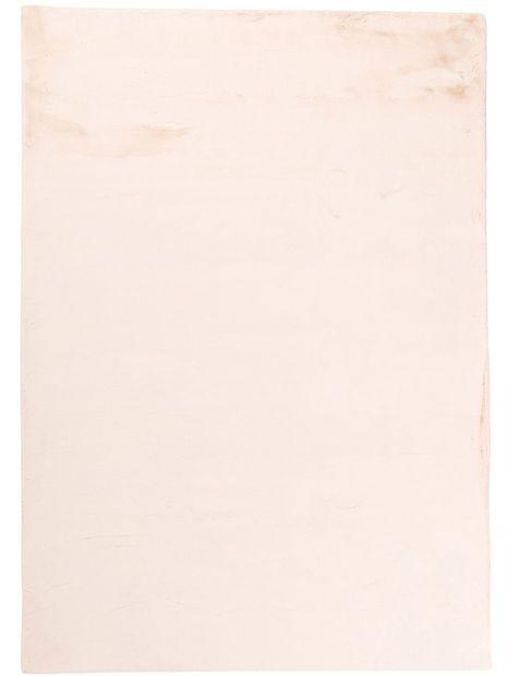 Vloerkleed Plush crème