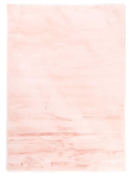 Vloerkleed Plush roze