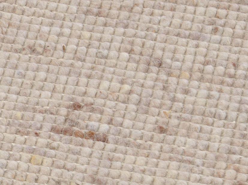 Vloerkleed Quattro zand