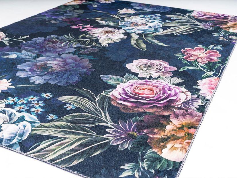 Vloerkleed Roses multi