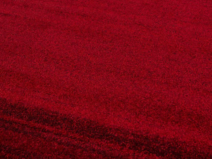 Vloerkleed Wellness red